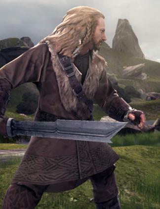 The Hobbit: Dwarf Combat Training
