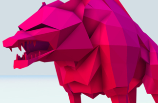 3D Polygon Concept