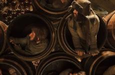 The Hobbit 2: Barrel Escape