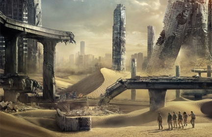Maze Runner 2: Scorch Trials